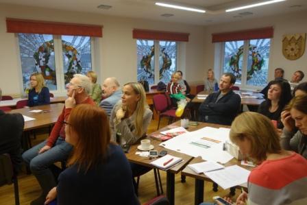 Nemzetközi kitekintés ? Lettország: Évközi motivációs találkozó Lettországban is